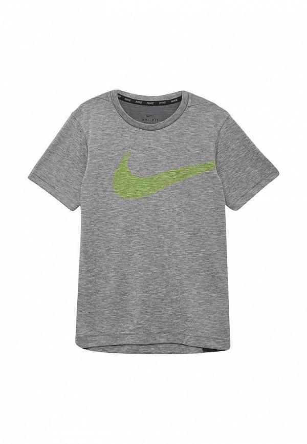 Футболка спортивная Nike Nike NI464EKABAR2 футболка спортивная nike nike ni464emaacj9