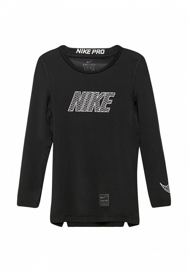 Лонгслив для мальчика спортивный Nike 858232-010