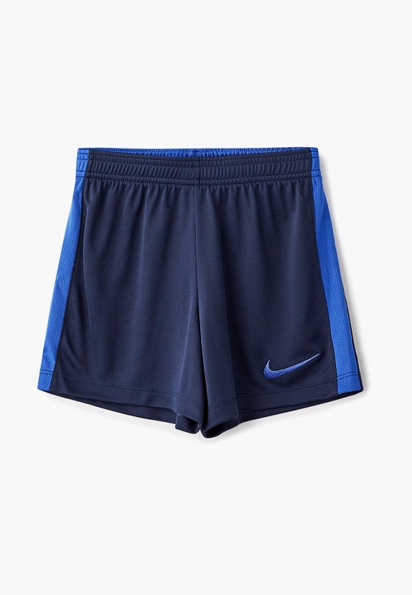 Купить Шорты спортивные Nike, Kids' Nike Dry Academy Football Short, ni464ekbwdg9, синий, Осень-зима 2018/2019