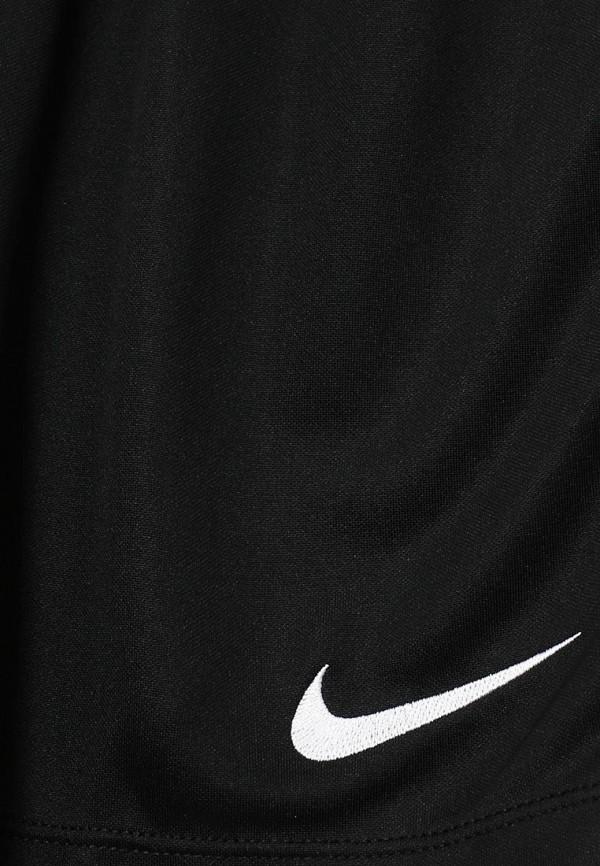 Фото 3 - Шорты спортивные Nike черного цвета