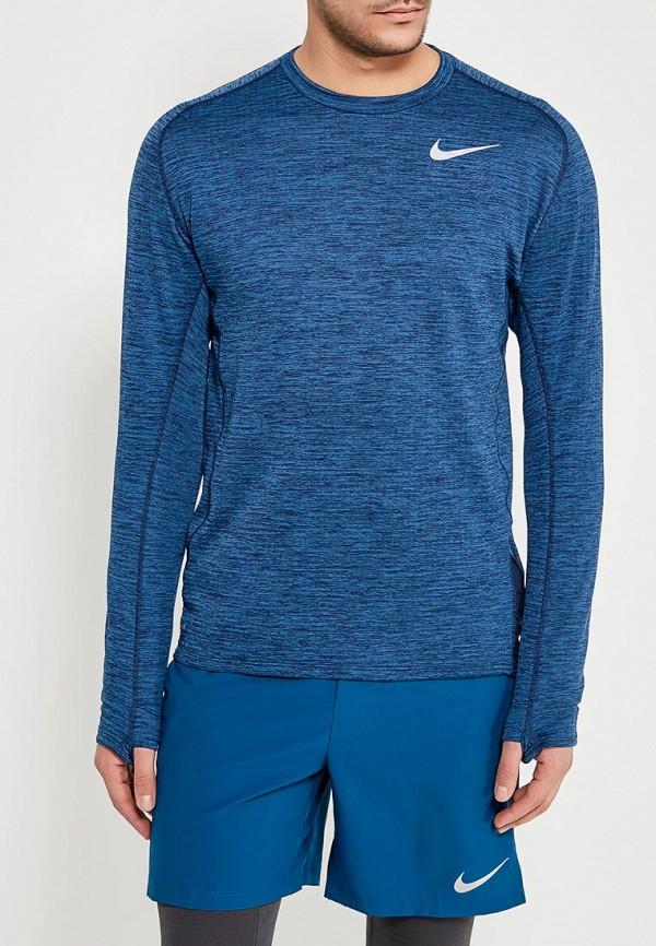 Лонгслив спортивный Nike Nike NI464EMAABV3 лонгслив nike nike ni464emuha26