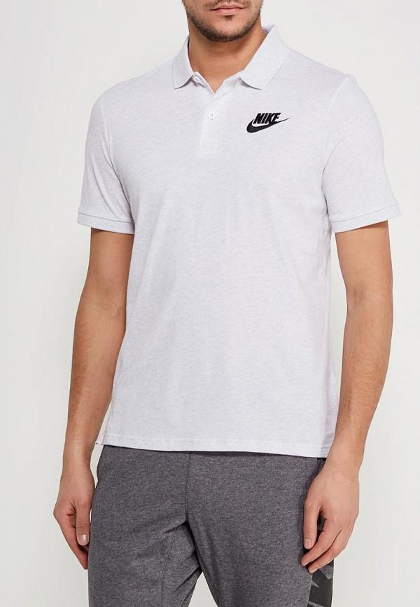 Купить Поло Nike, Men's Nike Sportswear Polo, ni464emaact9, серый, Весна-лето 2018