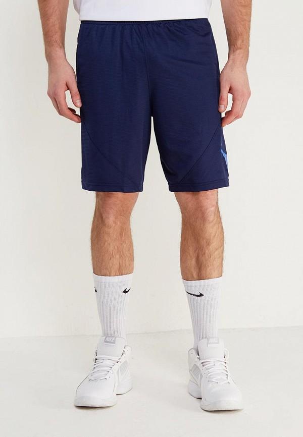 Купить Шорты спортивные Nike, Nike Men's Basketball Shorts, ni464emaacu6, синий, Осень-зима 2018/2019