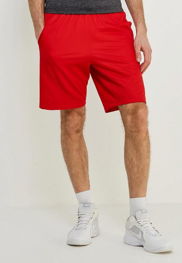 мужские спортивные спортивные шорты nike, красные