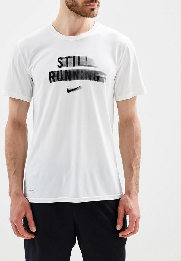 Футболка спортивная Nike Nike NI464EMAADJ2 футболка спортивная nike nike ni464empkl31