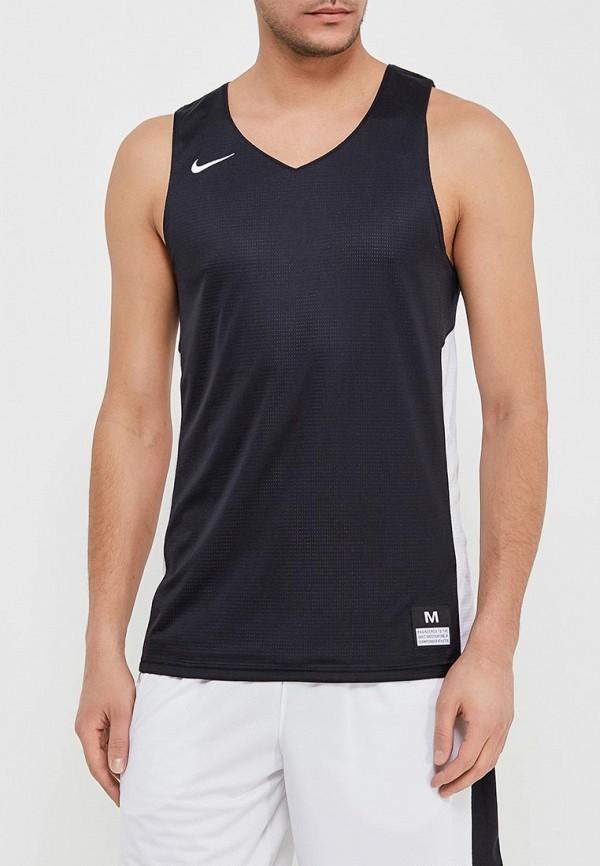 Майка спортивная Nike Nike NI464EMAIAM4 nike sb рюкзак nike sb courthouse черный черный белый
