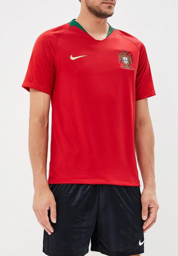 Фото - Футболку спортивная Nike красного цвета