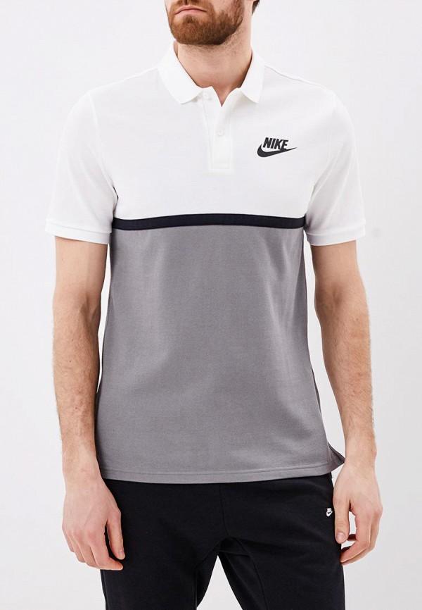 Поло Nike Nike NI464EMBBJE2 все цены