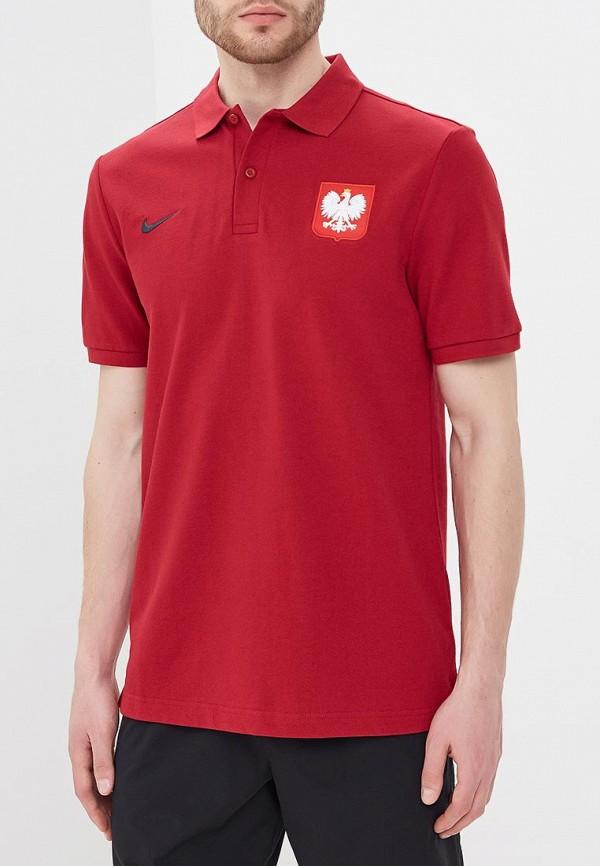 Поло Nike Nike NI464EMBBJI2 цены онлайн