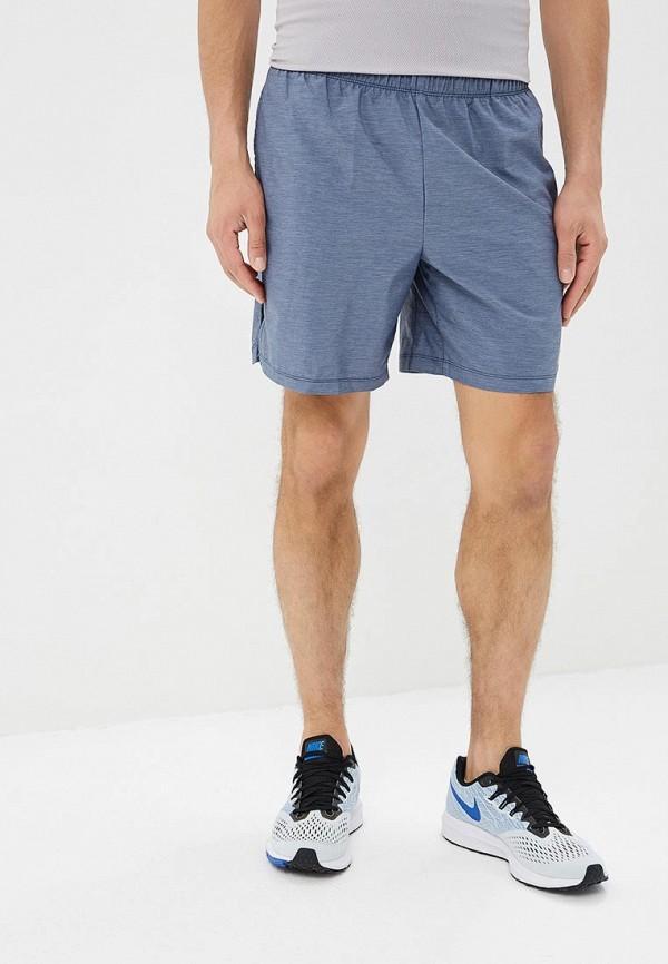 Купить Шорты спортивные Nike, M NK CHLLGR SHORT BF 7IN, NI464EMBBJP0, синий, Весна-лето 2018