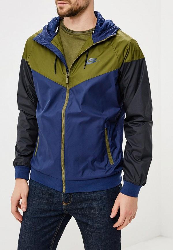 Купить Ветровка Nike, Men's Nike Sportswear Windrunner Jacket, NI464EMBWDI2, синий, Осень-зима 2018/2019