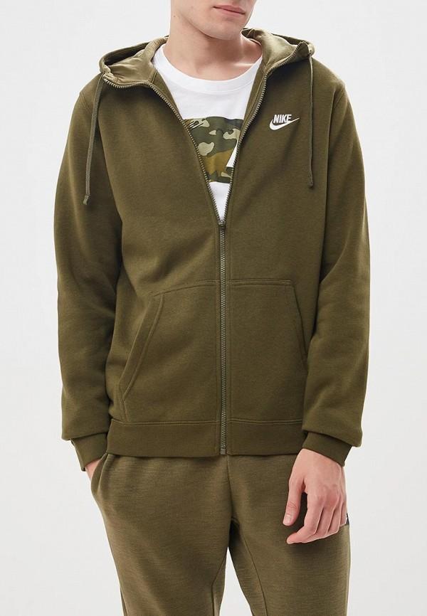 Купить Толстовка Nike, Nike Sportswear Men's Hoodie, ni464embwdi8, хаки, Осень-зима 2018/2019