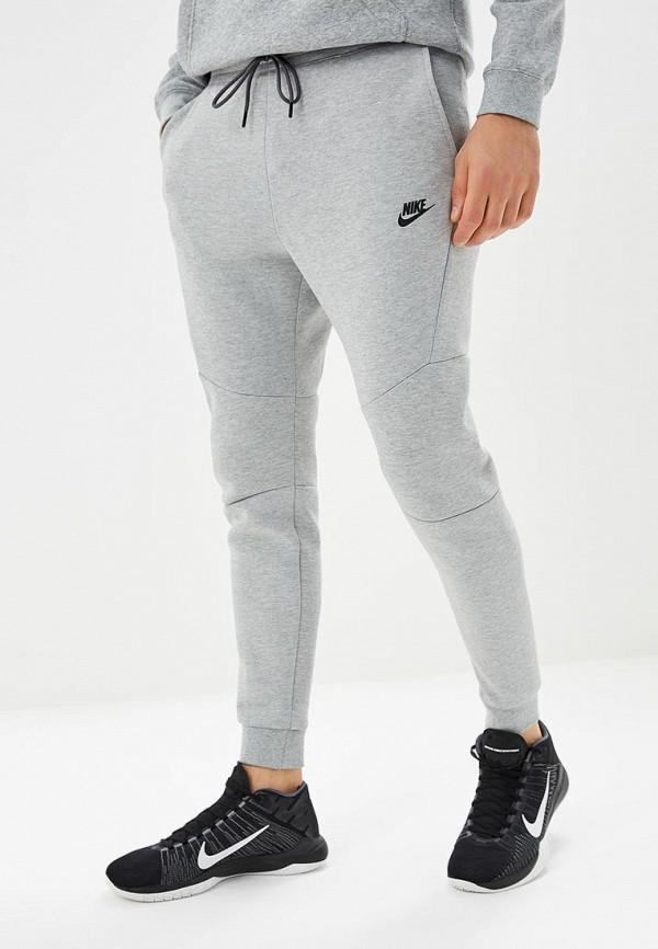 Купить Брюки спортивные Nike, Men's Nike Sportswear Tech Fleece Jogger, ni464embwdj7, серый, Осень-зима 2018/2019