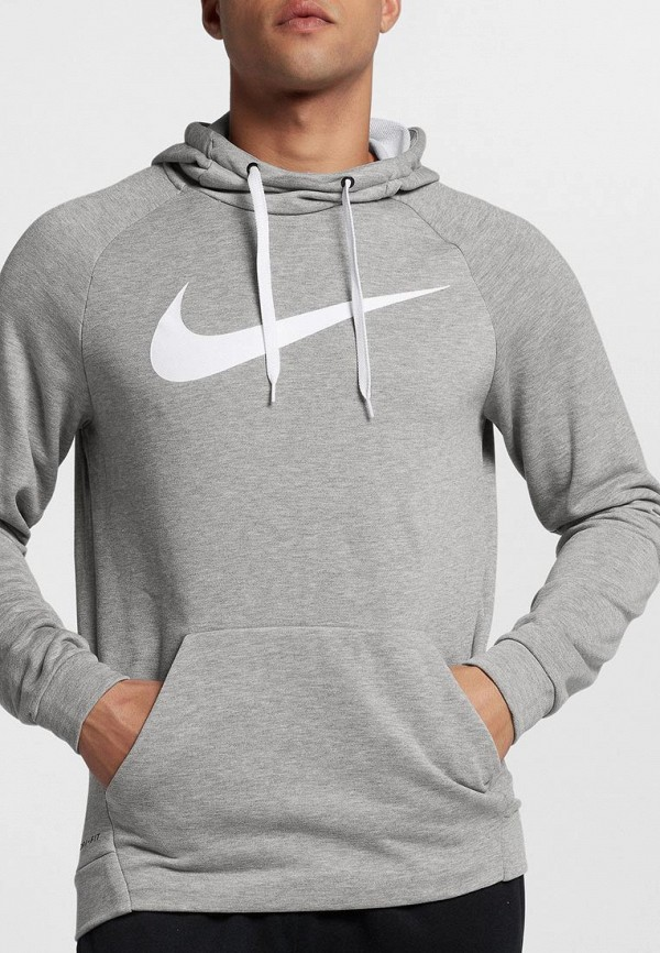 Худи Nike Nike NI464EMBWHA4 худи print bar skull