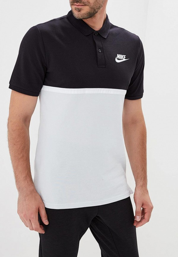 Купить Поло Nike, M NSW POLO MATCHUP PQ NVLTY, NI464EMBWHB1, разноцветный, Осень-зима 2018/2019
