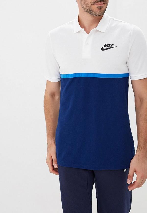 Купить Поло Nike, M NSW POLO MATCHUP PQ NVLTY, NI464EMBWHB3, разноцветный, Осень-зима 2018/2019