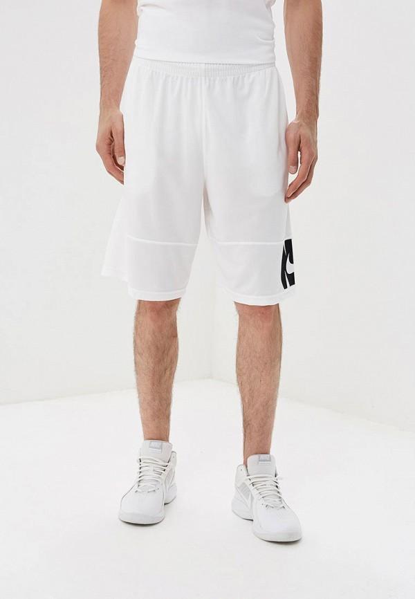 Купить Шорты спортивные Nike, Men's Nike Basketball Shorts, ni464embwhc6, белый, Осень-зима 2018/2019