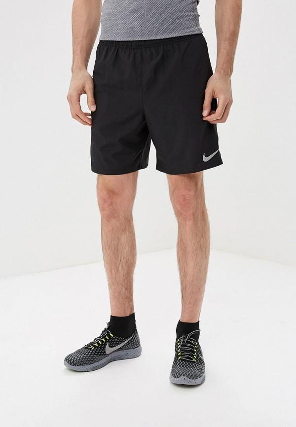 Фото - Шорты спортивные Nike черного цвета