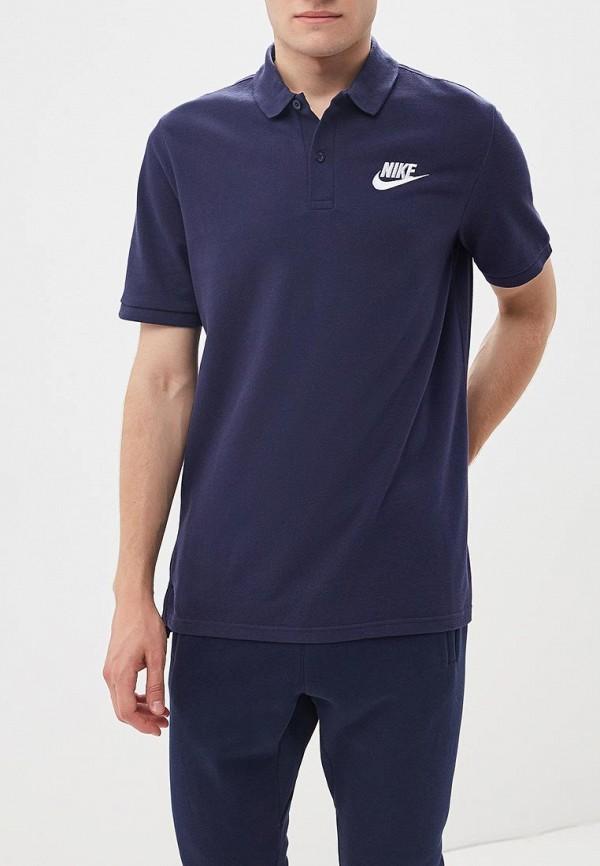 Поло Nike Nike NI464EMBWHJ7 цена 2017