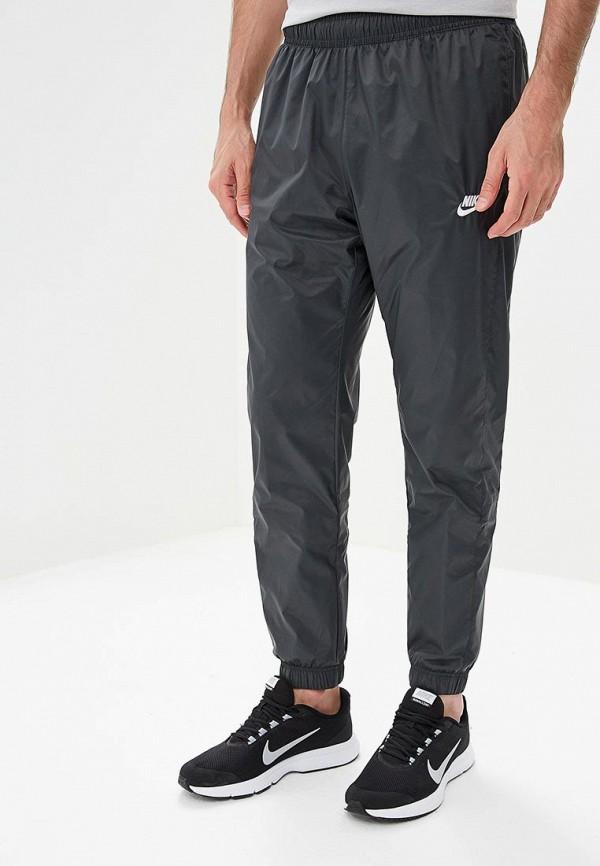 Купить Брюки спортивные Nike, Nike Sportswear Men's Woven Track Pants, ni464embwhs0, серый, Весна-лето 2019