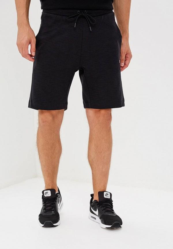 Купить Шорты Nike, Nike Sportswear Optic Men's Shorts, ni464embwhz8, черный, Весна-лето 2019