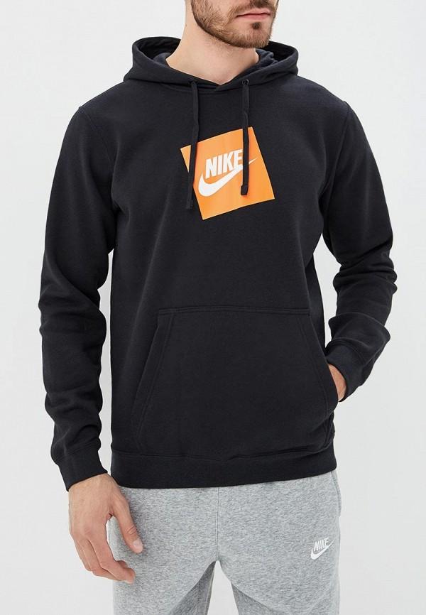Худи Nike Nike NI464EMBWIC9 худи print bar skull gang