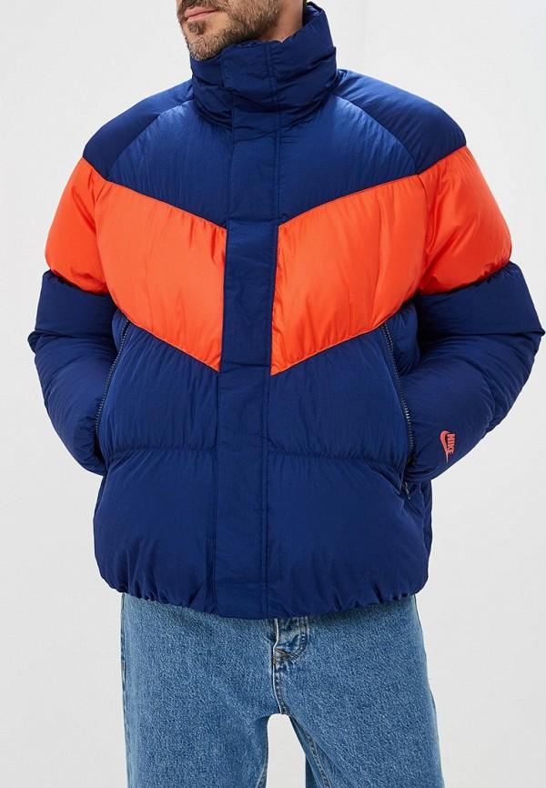 Купить Пуховик Nike, Nike Sportswear Men's Down Fill Jacket, ni464embwif2, синий, Осень-зима 2018/2019