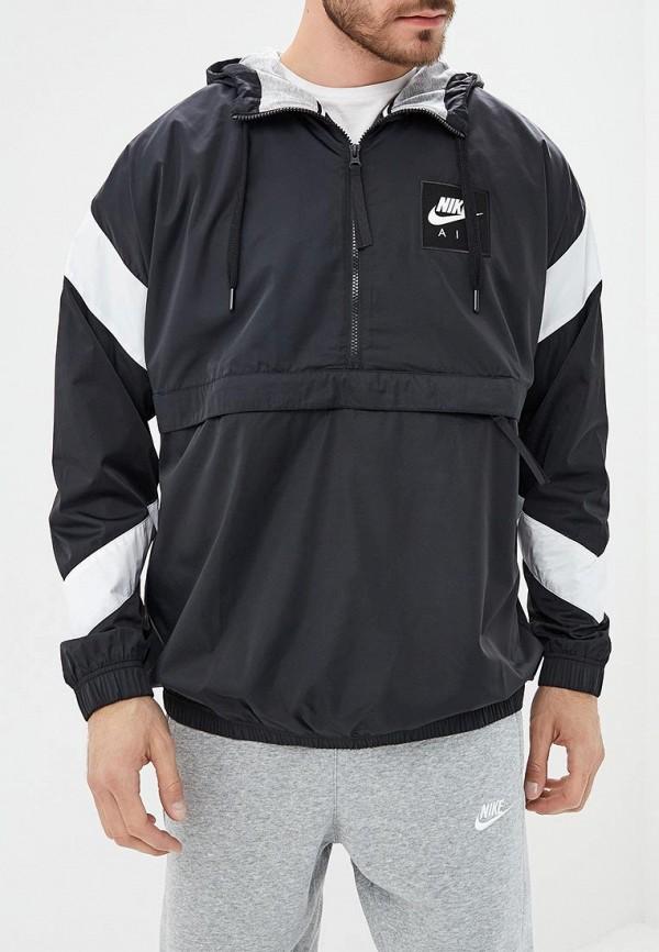 Купить Ветровка Nike, Nike Air Men's Woven Jacket, ni464embwih7, черный, Осень-зима 2018/2019