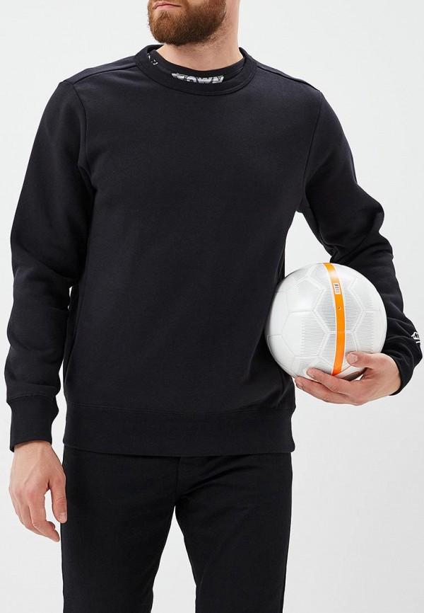 Фото - Свитшот Nike черного цвета