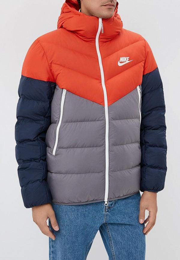 Пуховик Nike Nike NI464EMBWIP8 куртки пуховики nike пуховик nike chelsea jacket 905495 475