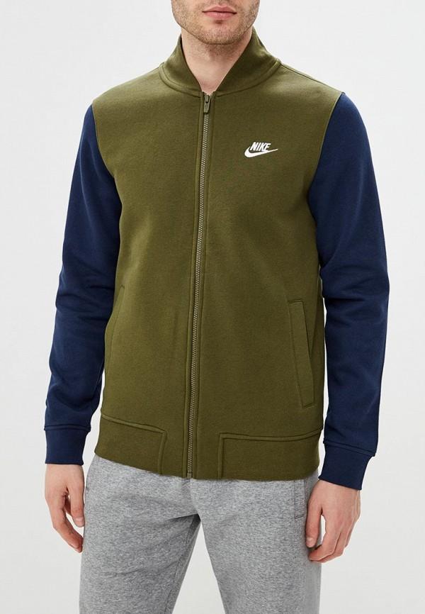 Олимпийка Nike Nike NI464EMCMJH4 олимпийка nike размер l