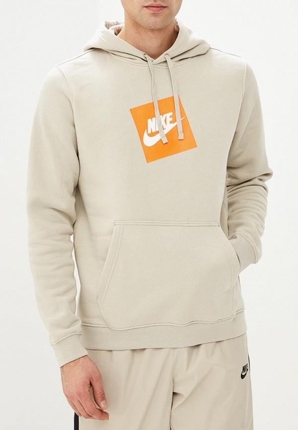 Худи Nike Nike NI464EMCMJJ0 худи print bar skull