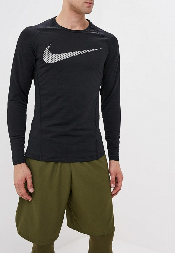 Лонгслив спортивный Nike Nike NI464EMCMJL6 цена 2017