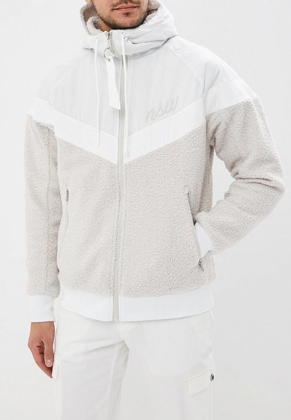 Куртка утепленная Nike Nike NI464EMCMJM1 куртка зимняя nike 2018 19 nike цвет черный