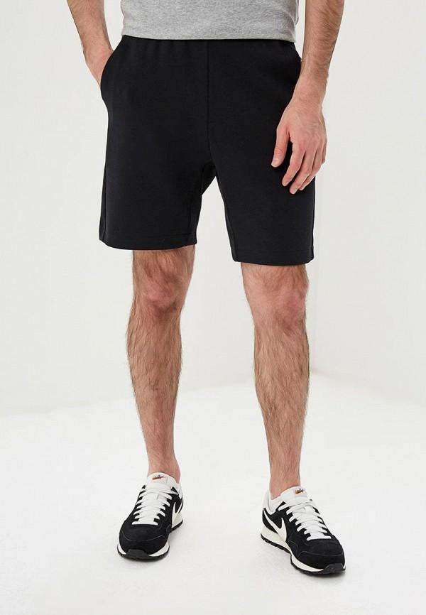 Купить Шорты спортивные Nike, M NSW TCH FLC SHORT, ni464emdndf5, черный, Весна-лето 2019