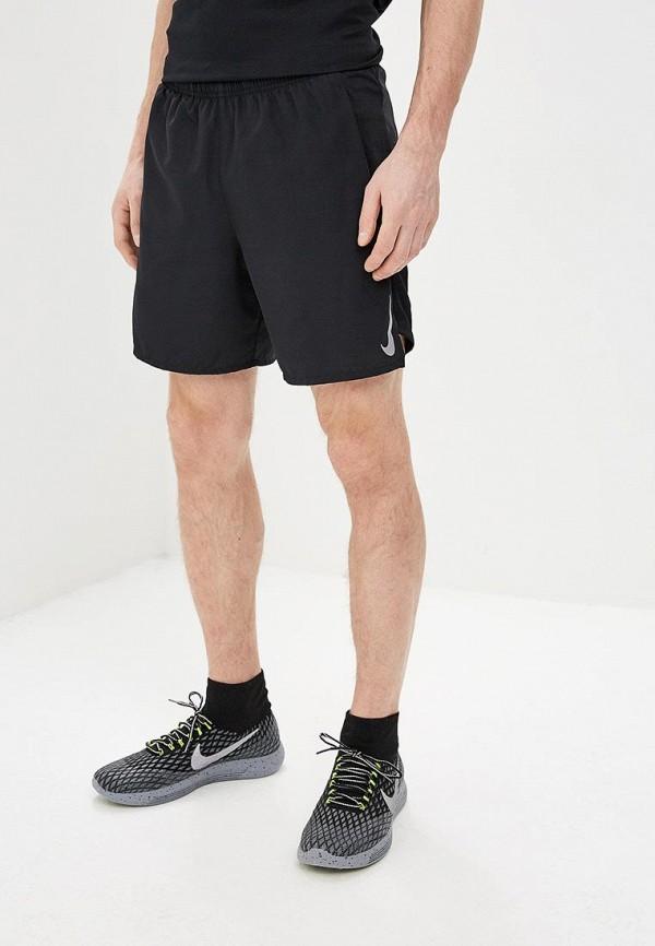 Купить Шорты спортивные Nike, M NK CHLLGR SHORT 7IN 2IN1, ni464emdndg2, черный, Весна-лето 2019