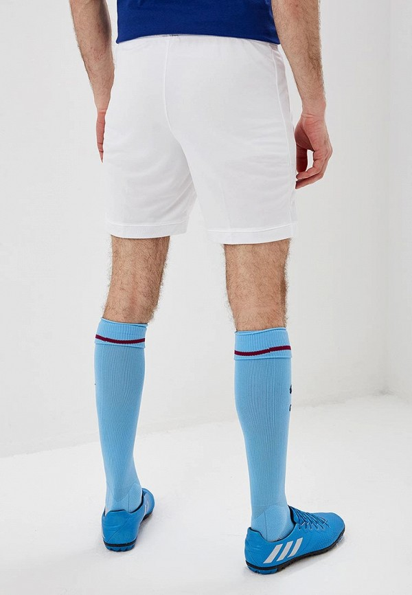 Фото 3 - Шорты спортивные Nike белого цвета
