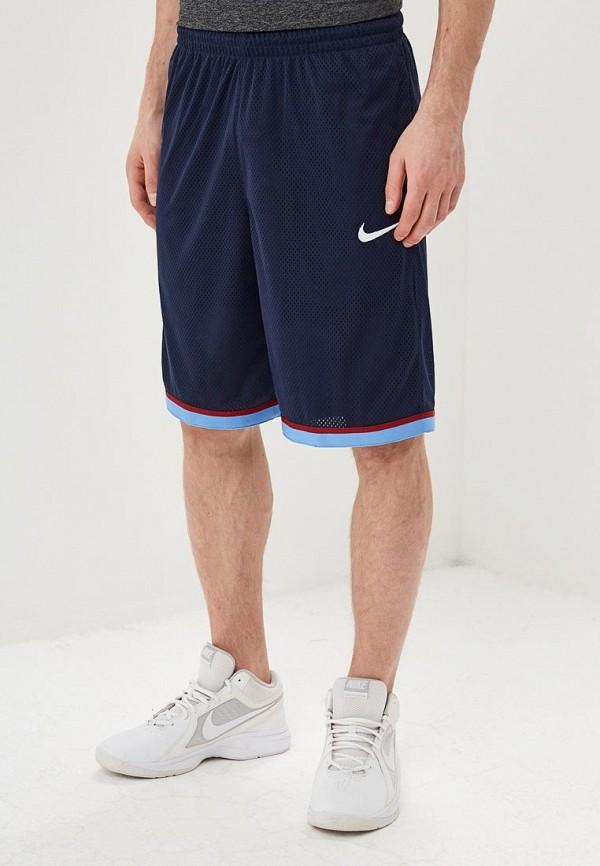 Купить Шорты спортивные Nike, M NK DRY CLASSIC SHORT, ni464emdndi6, синий, Весна-лето 2019