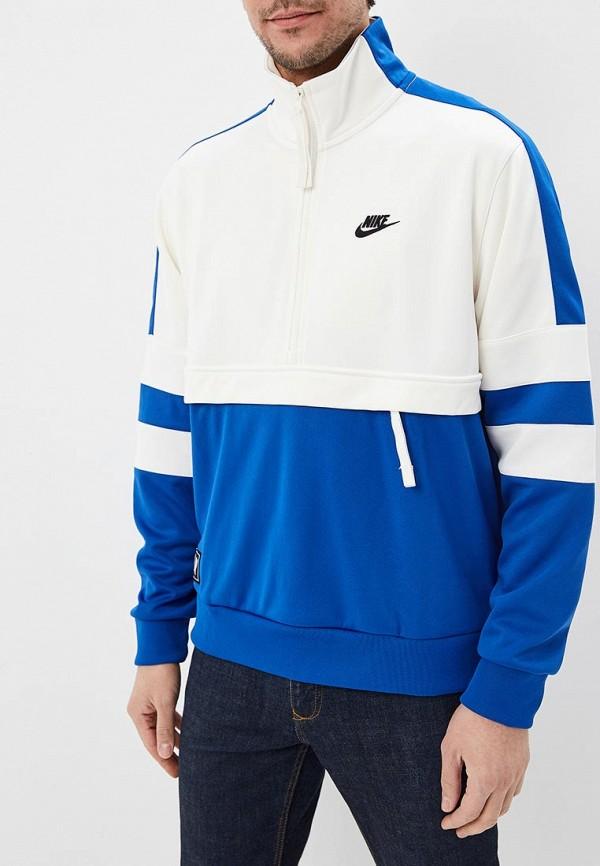 Купить Олимпийка Nike, M NSW NIKE AIR JKT PK, ni464emdndl8, синий, Весна-лето 2019