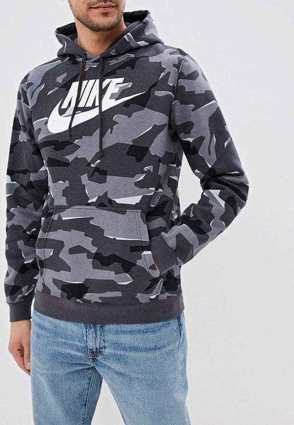 Худи Nike Nike NI464EMDNEM7 худи print bar skull gang