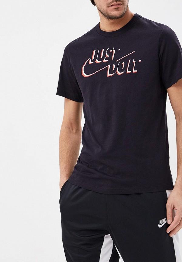Купить Футболка Nike, SPORTSWEAR JDI MEN'S T-SHIRT, ni464emdnew7, черный, Весна-лето 2019