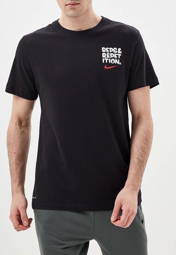 Футболка спортивная Nike Nike NI464EMDNFA2 футболка спортивная nike nike ni464emaacj9