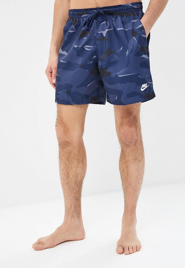 Шорты для плавания Nike Nike NI464EMETPQ0 юбка шорты nike nike ni464ewpkv30