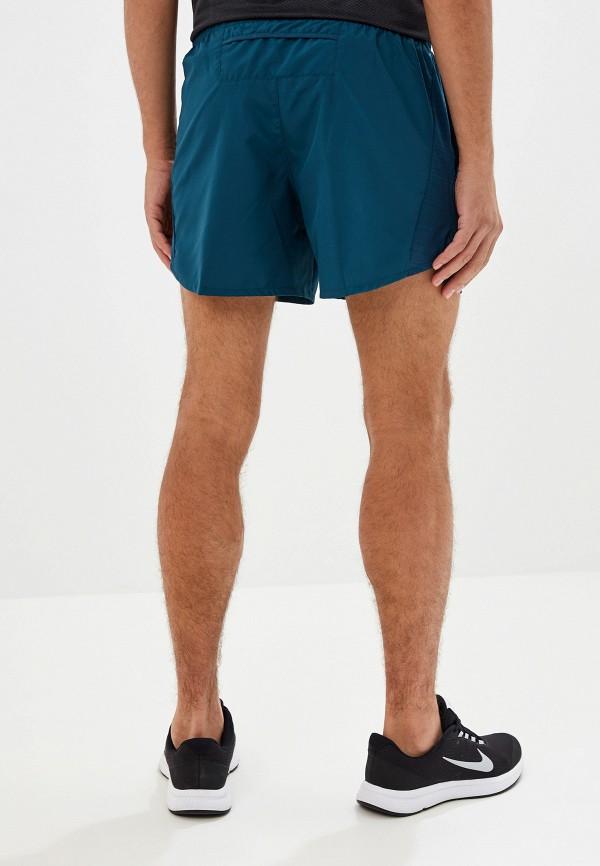 Фото 3 - Шорты спортивные Nike зеленого цвета