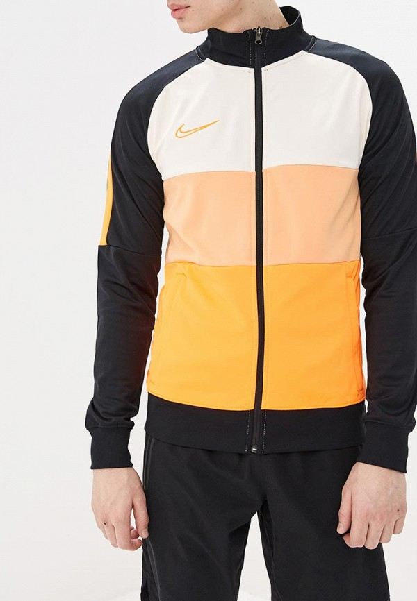 мужская олимпийка nike, оранжевая