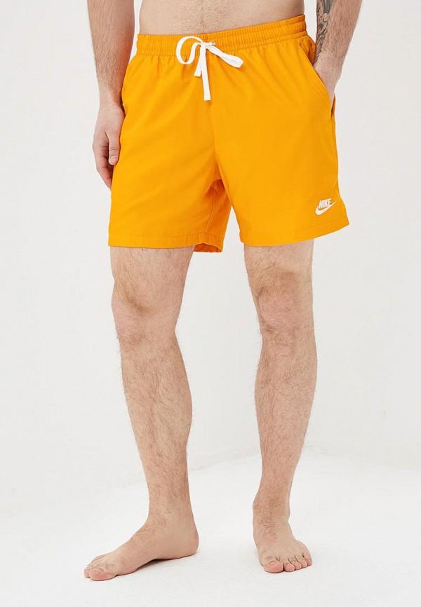 Шорты для плавания Nike Nike NI464EMETPZ2 шорты мужские nike flex training short цвет серый оранжевый 833271 471 размер m 46 48