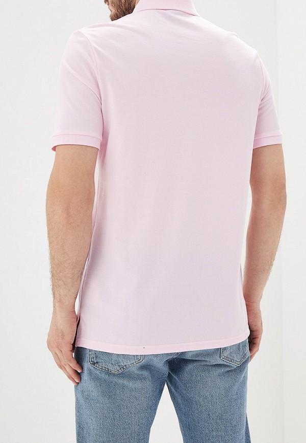 Фото 3 - Поло Nike розового цвета