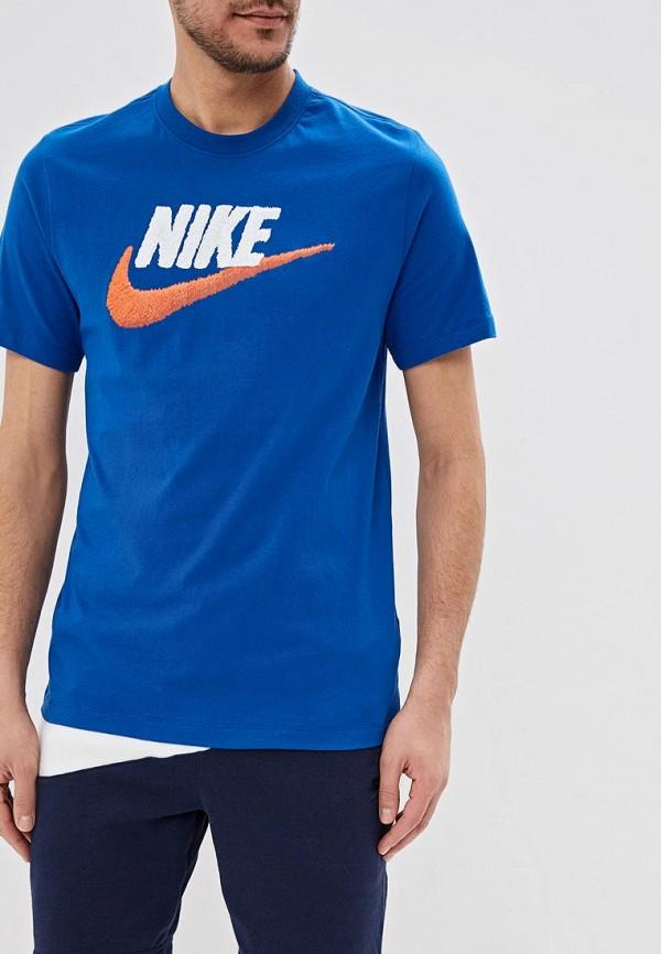 Футболка Nike Nike NI464EMETQE6 шапка nike nike ni464cucmed4