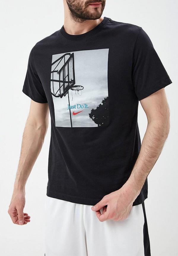 Футболка спортивная Nike Nike NI464EMETQF6 футболка спортивная nike nike ni464emuao31
