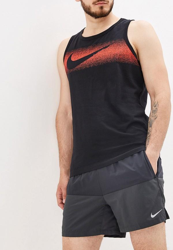 Фото - мужскую майку Nike черного цвета